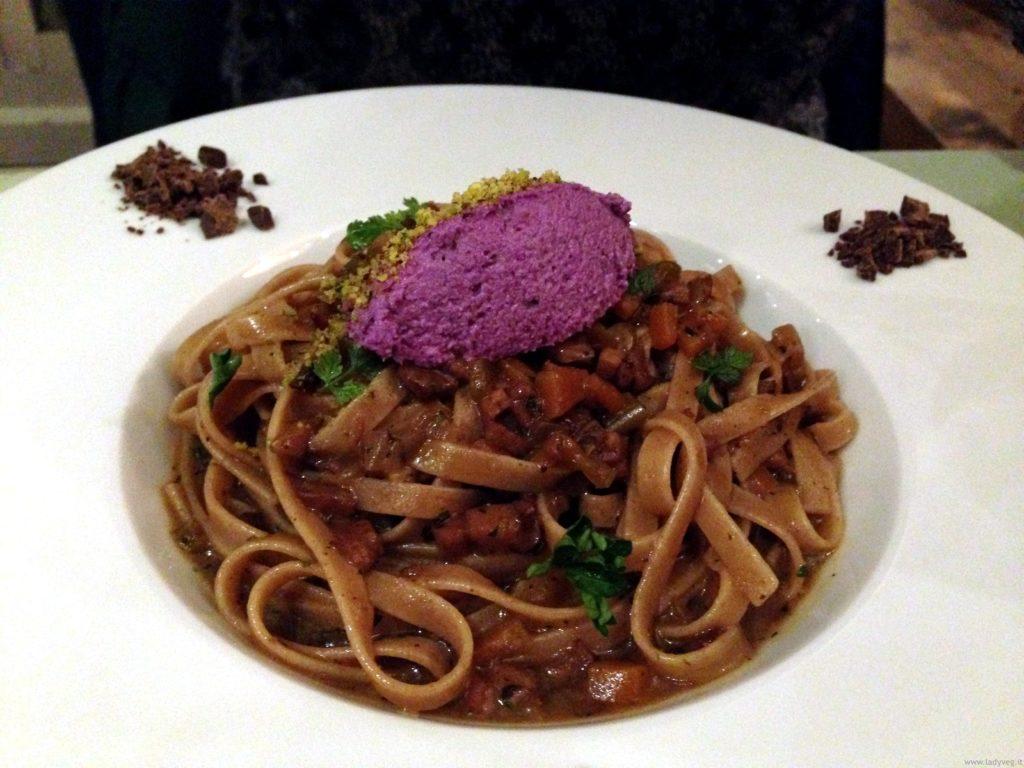 GhEA ristorante vegano a milano