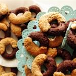 """Biscotti abbracci vegan / Vegan """"Hugs"""" Cookies"""