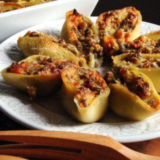 pasta al forno vegana