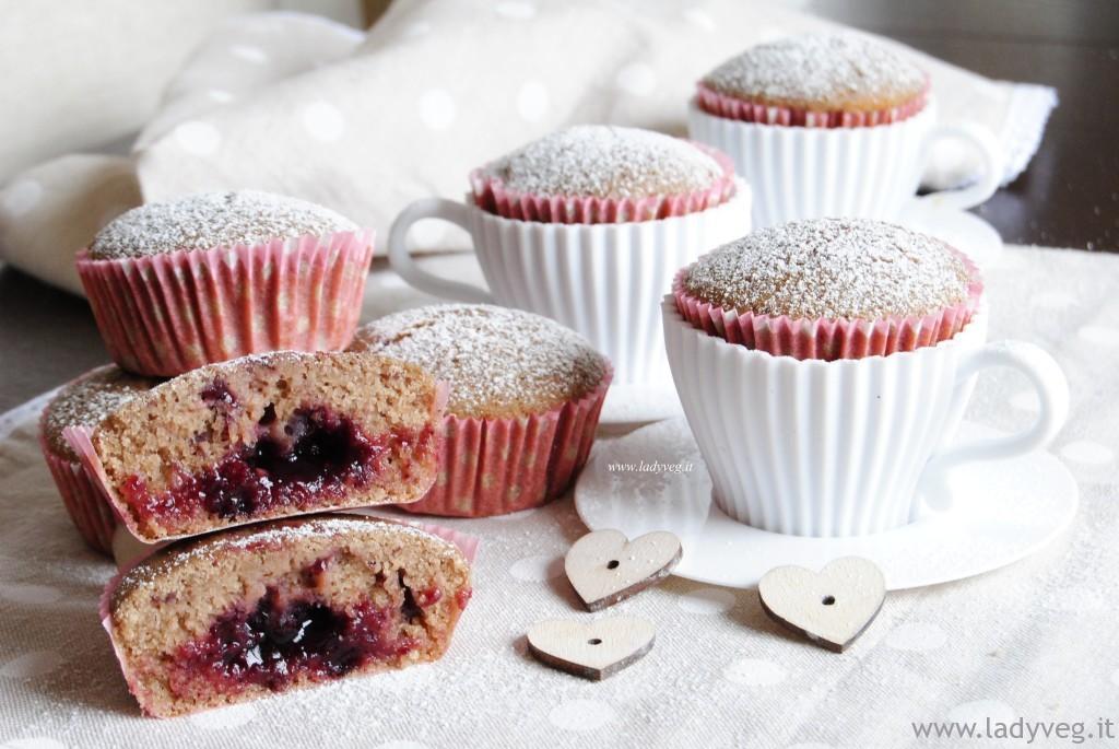 cupcakes vegan senza glutine