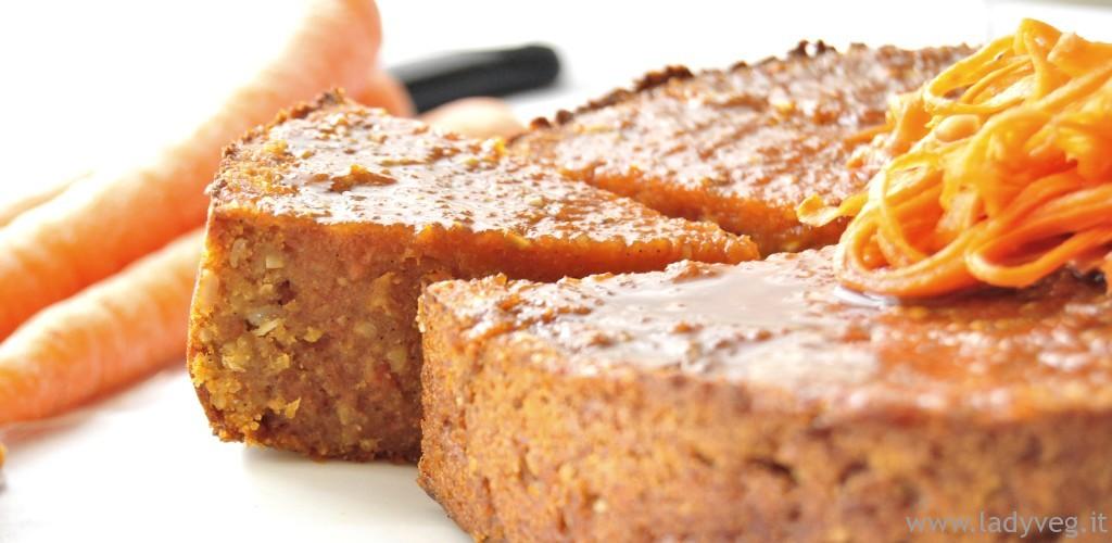 torta alle carote senza glutine 3