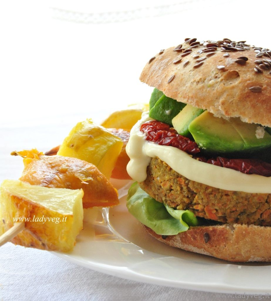 Vegan Burger Integrale