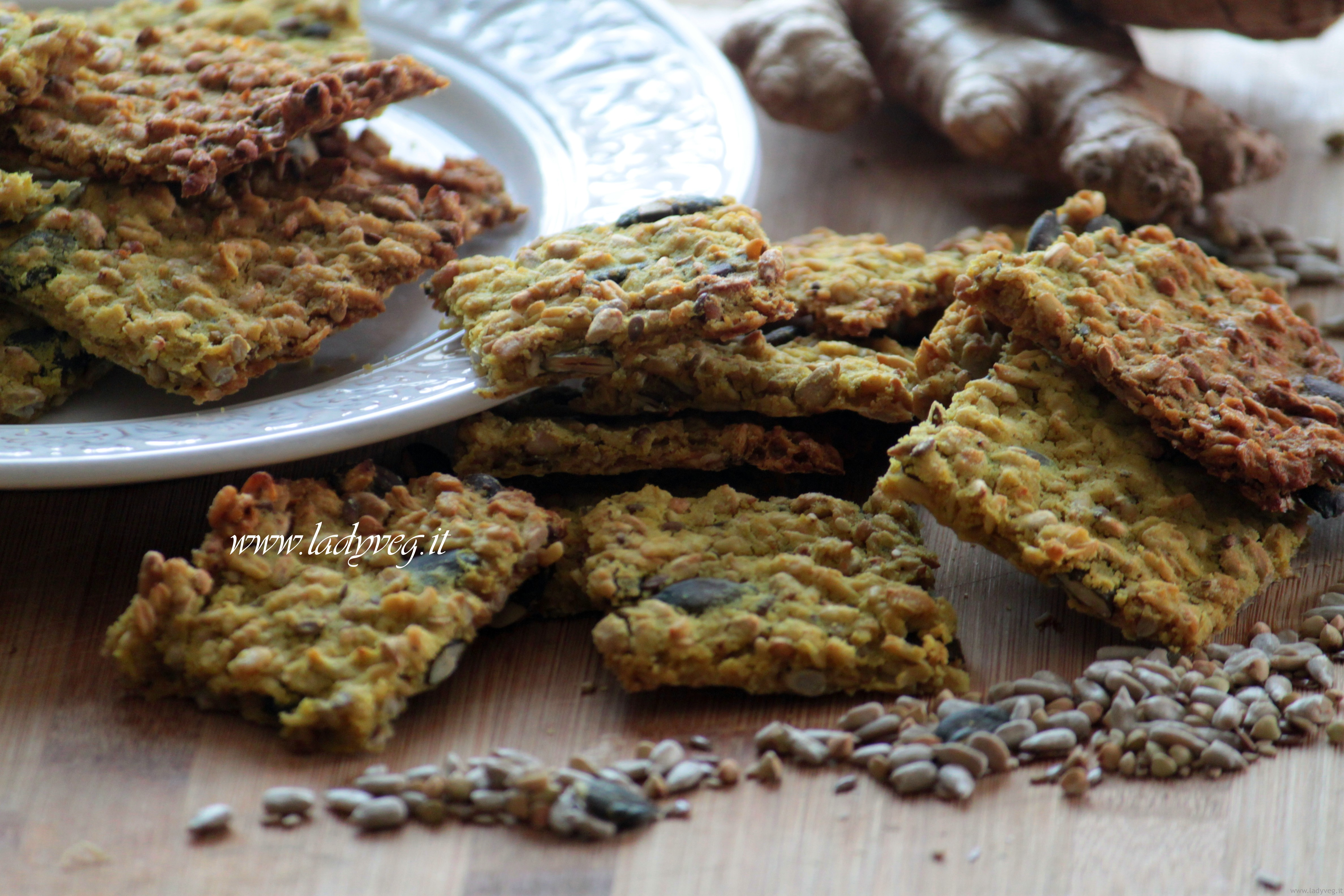 Crackers di avena ricetta per croccanti crackers fatti in for Case di cracker di florida