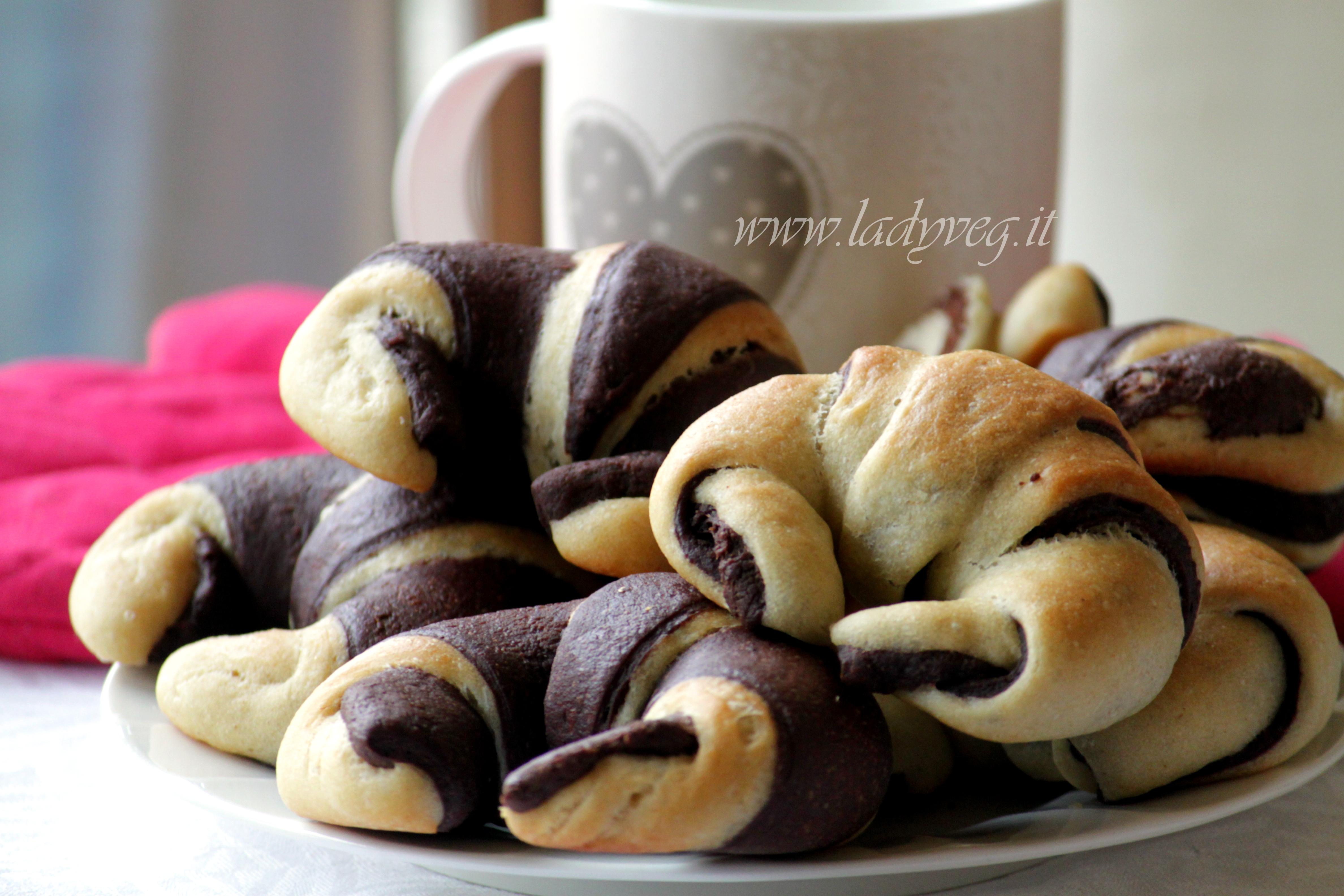 Croissant Vegan Ricetta Facile Per Brioches Soffici Semi Integrali