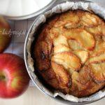Torta di mele vegan senza glutine: ricetta light, morbida e umida