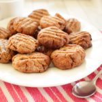 Biscotti vegani al burro di arachidi: pronti in 15 minuti!