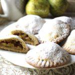 Cuori di mela vegan: biscotti vegani con mele alla cannella