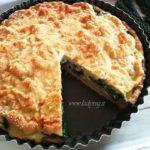Torta salata di cavolo nero e patate | torta vegana di pasta briseè