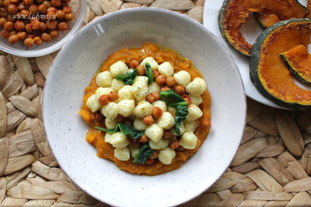 chicche di patate vegan