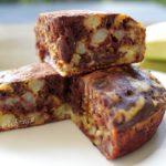 Pancake giraffa | Pancake vegan senza zucchero per una colazione da campioni