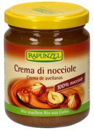 crema di nocciole per crema al cacao vegan