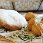 Pane arabo con pasta madre e farina integrale