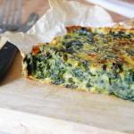 Torta salata di spinaci vegana, ricetta base