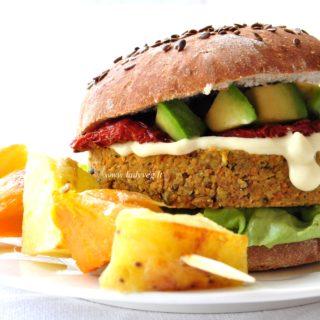 Vegan Burger Integrale