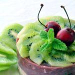 Vegan cheesecake ai frutti rossi