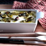 Lasagne vegan senza glutine al pesto di basilico