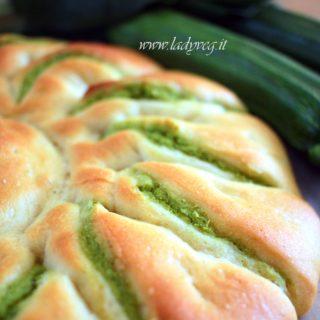 fiore di pan brioche vegano