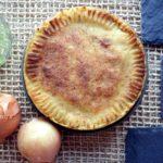 Tortino di patate vegan ai funghi: ricetta senza glutine e senza uova