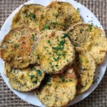 Cotolette di melanzane| impanate al forno e non fritte!