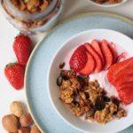 Granola fatta in casa: super croccante e deliziosa perfetta per la tua colazione